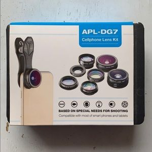 Cellphone lens kit